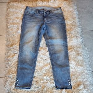White House Black Market Womens Jeans Size 4